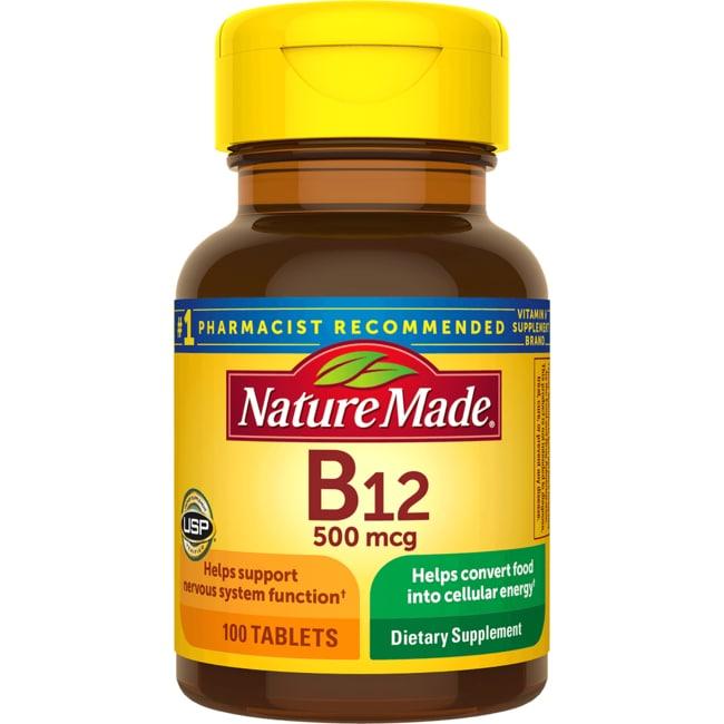 Natures made b12