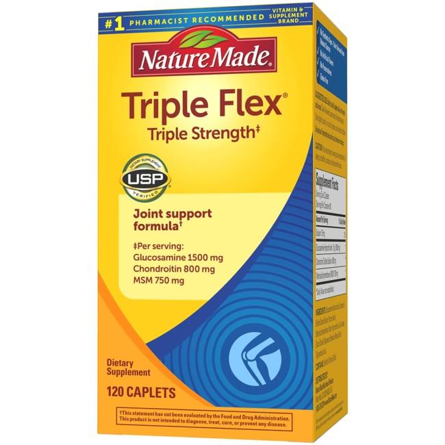 Nature MadeTripleFlex Triple Strength