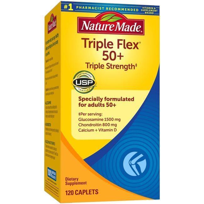 Nature MadeTripleFlex 50+ Triple Strength