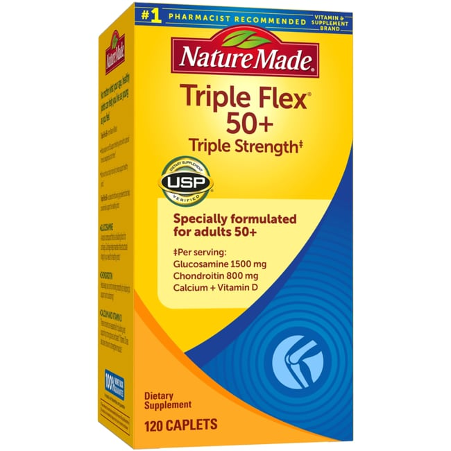 Nature MadeTripleFlex 50+ Triple Strength
