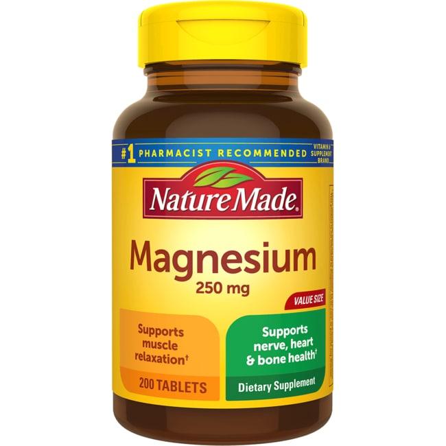 Nature MadeMagnesium