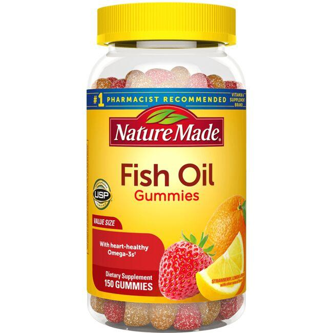Buy Nature Made Fish Oil Adult Gummies (57 mg of Omega-3s EPA & DHA per serving) 90 Ct on planetbmxngt.ml FREE SHIPPING on qualified orders.