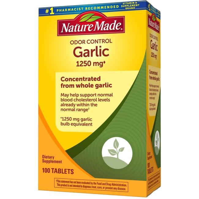 Nature MadeOdor Control Garlic