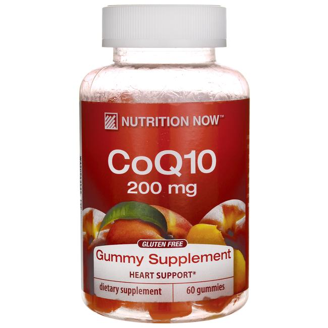 Nutrition Now CoQ10 Gummy Supplement