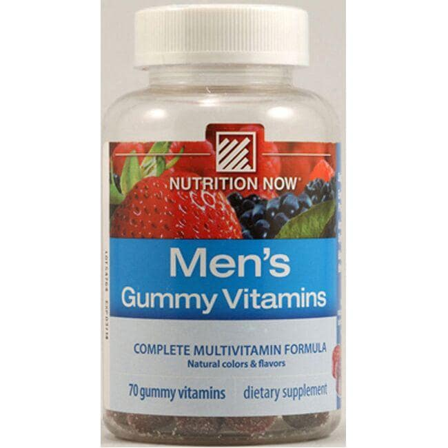 Nutrition Now Men's Gummy Vitamins