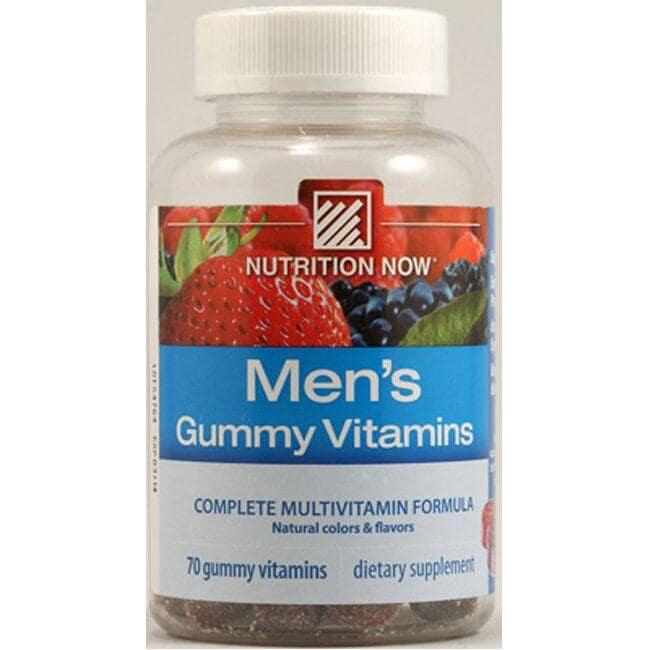 Nutrition NowMen's Gummy Vitamins
