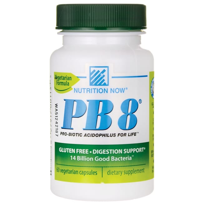 Nutrition NowPB 8 Pro-Biotic Acidophilus