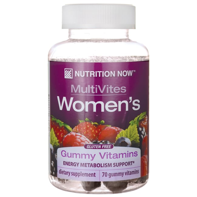 Nutrition NowWomen's Gummy Vitamins