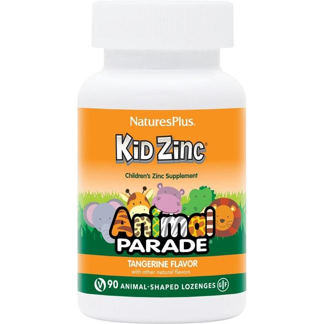 Nature's Plus Animal Parade KidZinc Tangerine