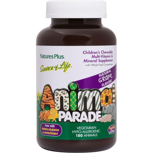 Nature's Plus Animal Parade Grape