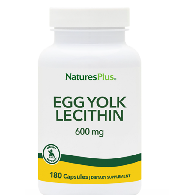 Nature's PlusEgg Yolk Lecithin
