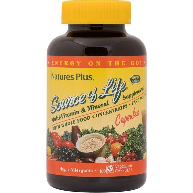 Nature's PlusSource Of Life Multi-Vitamin & Mineral