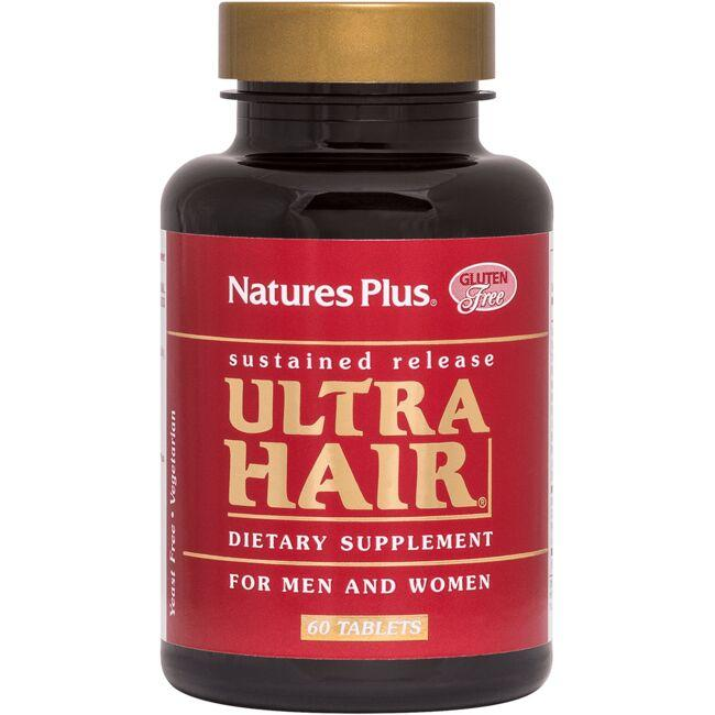 Nature's PlusUltra Hair Sustained-Release