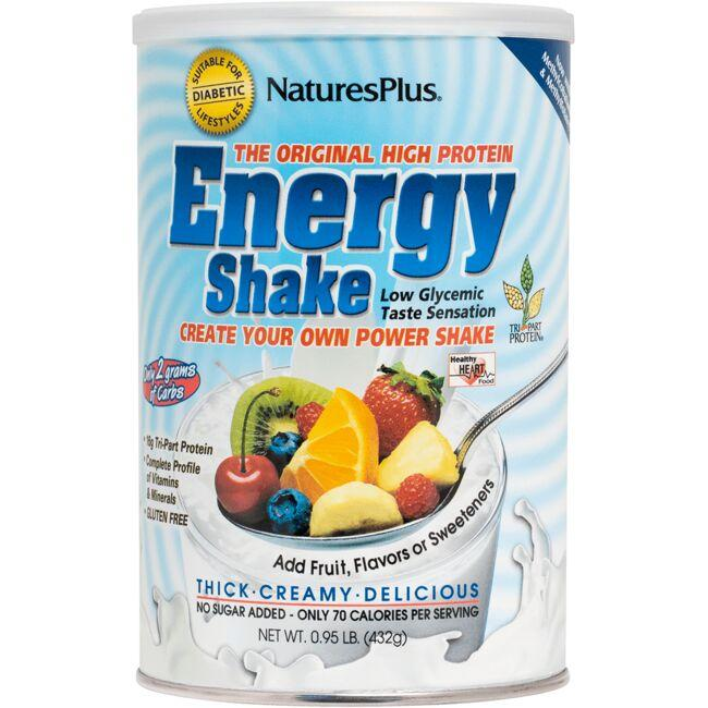 Nature's Plus The Original High Protein Energy Shake