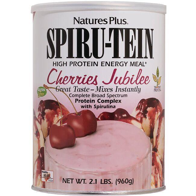 Nature's PlusSpiru-Tein Energy Meal - Cherries Jubilee