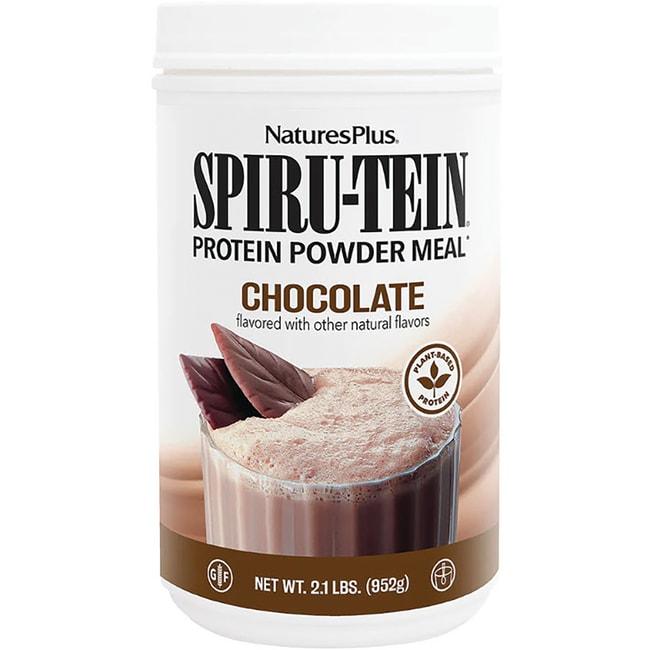 Nature's Plus Spiru-Tein Energy Meal - Chocolate