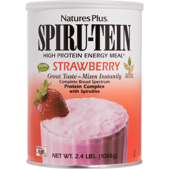 Nature's PlusSpiru-Tein Energy Meal - Strawberry