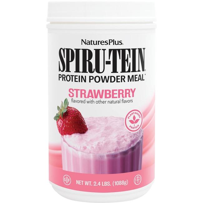 Nature's Plus Spiru-Tein Energy Meal - Strawberry