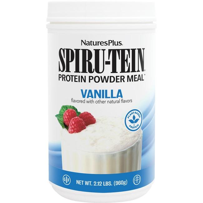 Nature's Plus Spiru-Tein Energy Meal - Vanilla