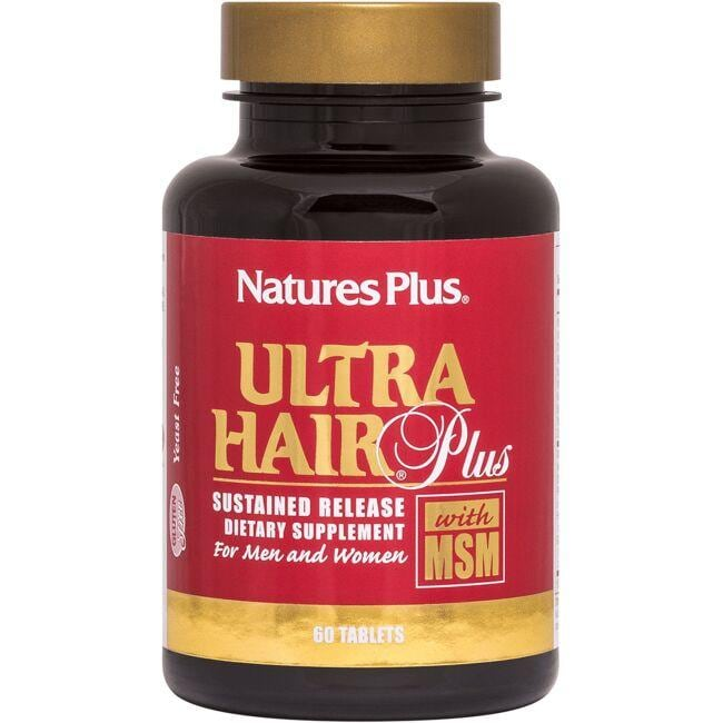 Nature's Plus Ultra Hair Plus MSM