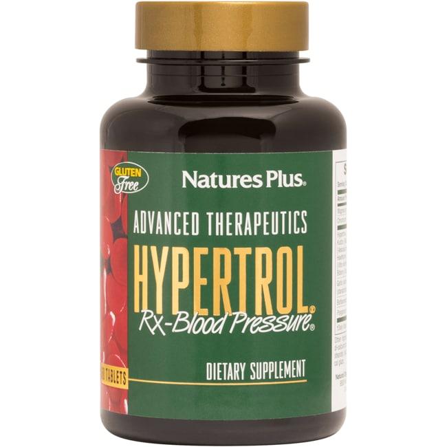 Nature's Plus Hypertrol Rx Blood Pressure