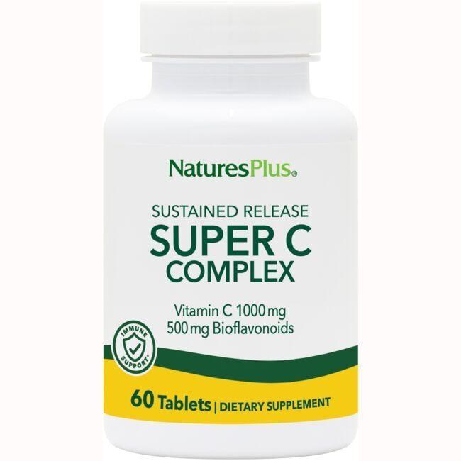 Nature's PlusSuper C Complex
