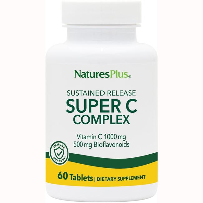 Nature's Plus Super C Complex