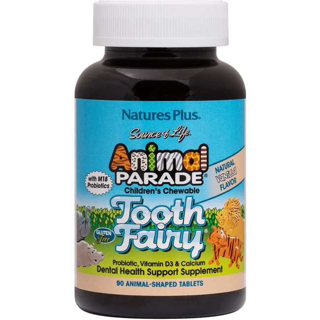 Nature's Plus Animal Parade Tooth Fairy Probiotic