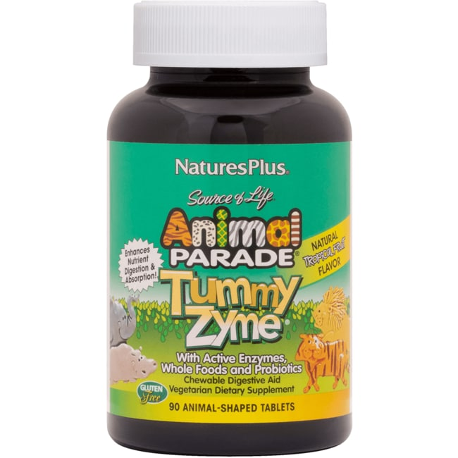 Nature's PlusAnimal Parade Tummy Zyme