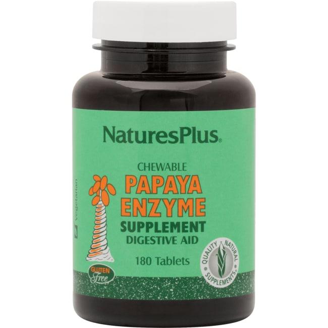 Nature's PlusPapaya Enzyme Chewables
