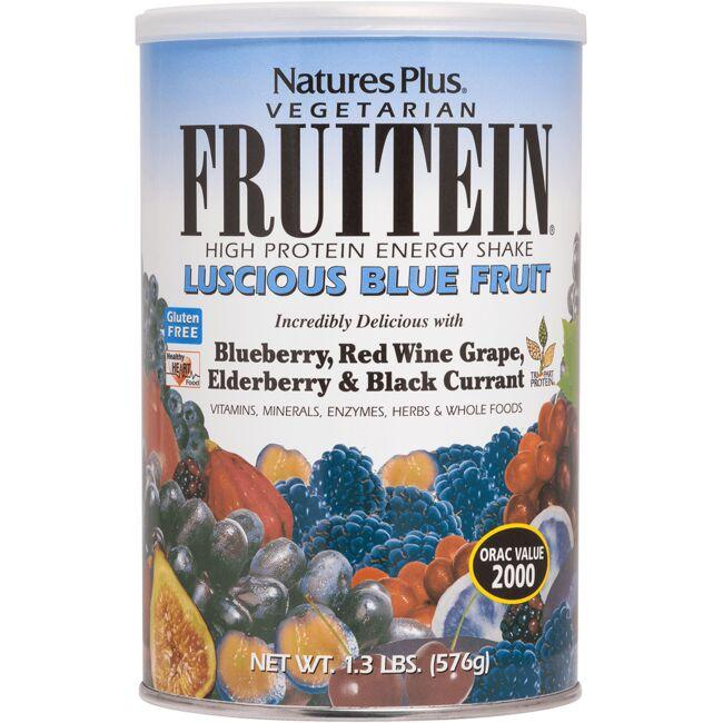 Nature's PlusFruitein Luscious Blue Fruit Protein Energy Shake