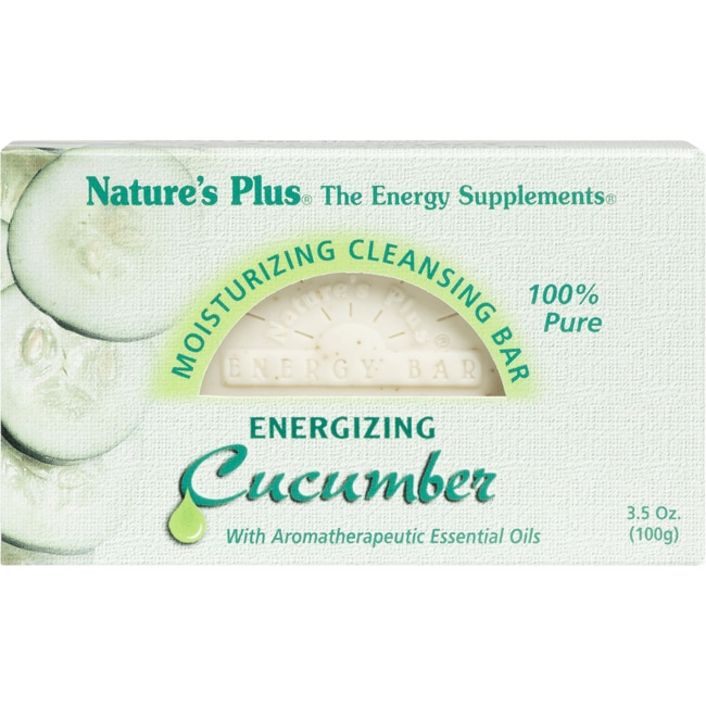 Nature's PlusCucumber Moisturizing Bar