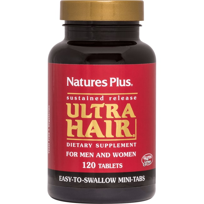 Nature's Plus Ultra Hair Sustained Release