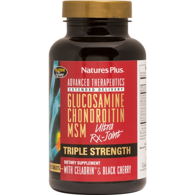 Nature's Plus Ultra Rx-Joint Triple Strength