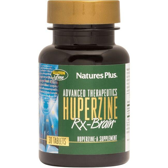 Nature's Plus Huperzine Rx-Brain