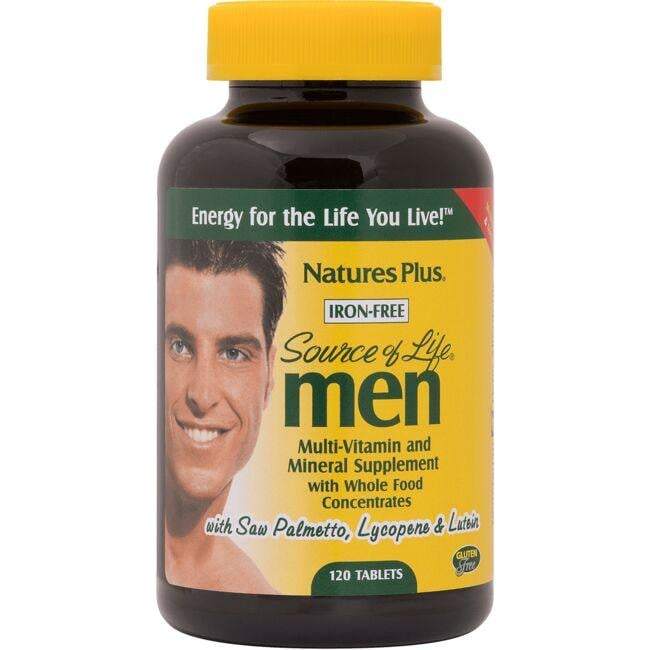 Nature's PlusSource of Life Men's Multi-Vitamin