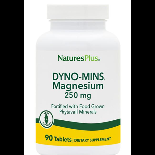 Nature's Plus Dyno-Mins Magnesium
