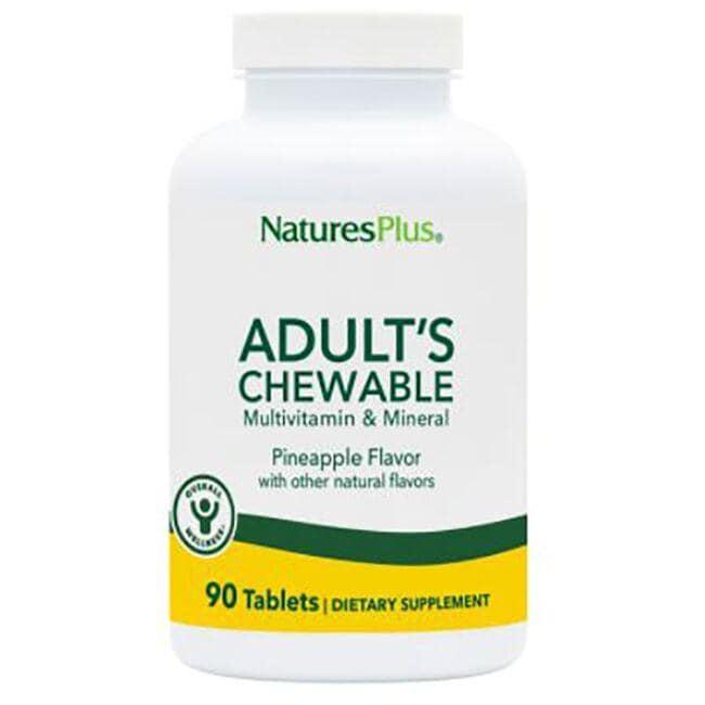Nature's PlusAdult's Chewable Multi-Vitamin & Mineral