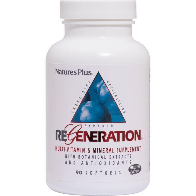Nature's PlusRegeneration Multi-Vitamin & Mineral