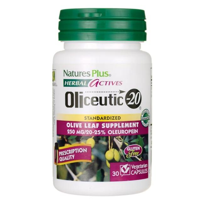 Nature's Plus Oliceutic-20