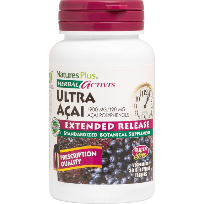 Nature's Plus Ultra Acai Extended Release