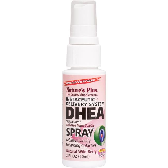 Nature's Plus DHEA Spray Natural Wild Berry