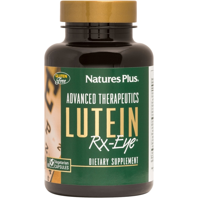 Nature's Plus Lutein Rx-Eye