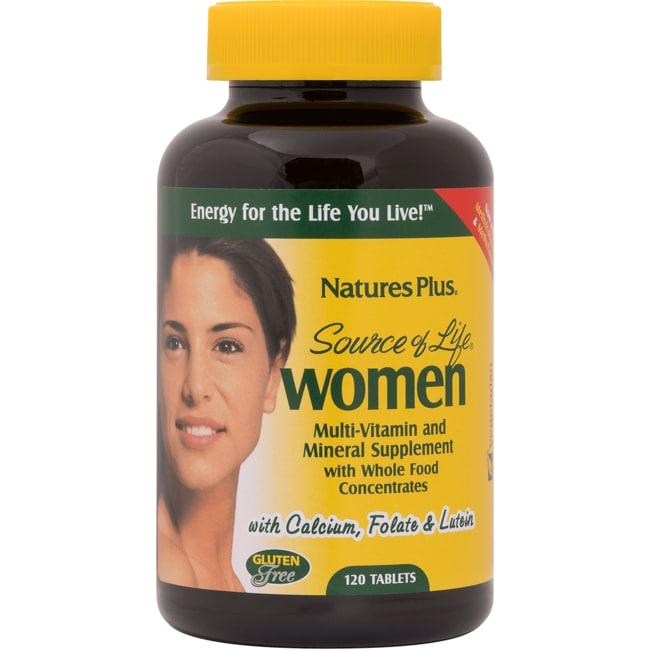 Nature's Plus Source of Life Women's Multi-Vitamin