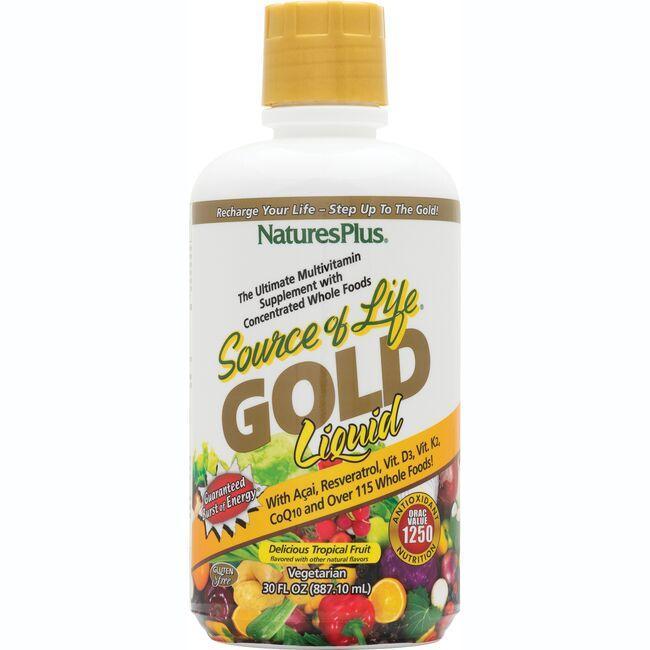 Nature's PlusSource of Life Gold Liquid