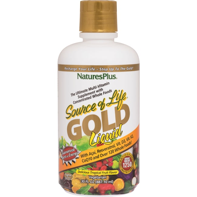 Nature's PlusSource of Life Gold Liquid