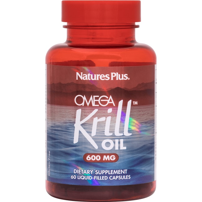 Nature's Plus Omega Krill Oil