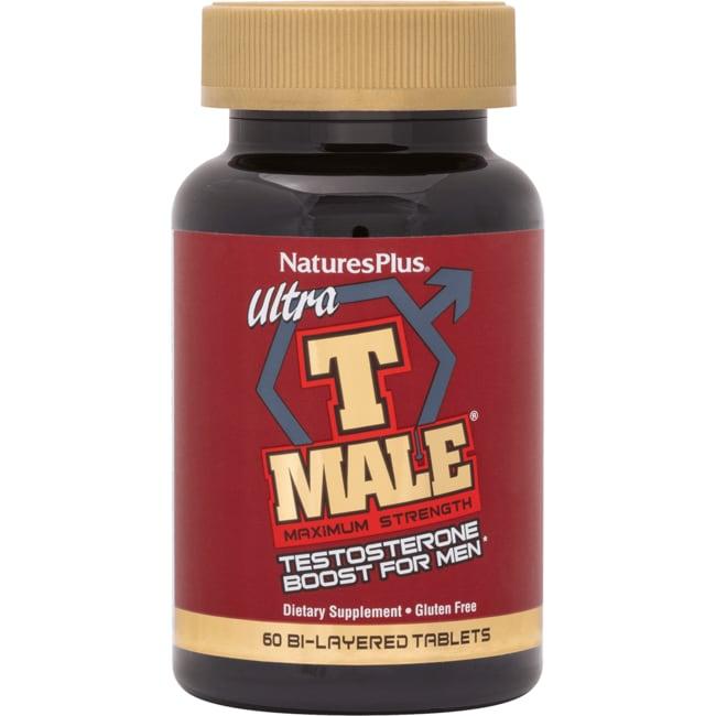 Nature's Plus Ultra T Male Impulso para la testosterona