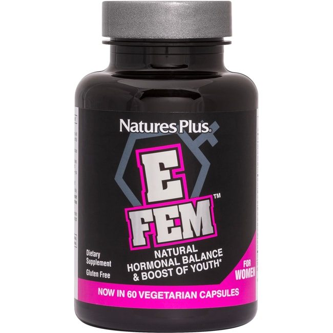 Nature's Plus E Fem Natural Hormonal Balance