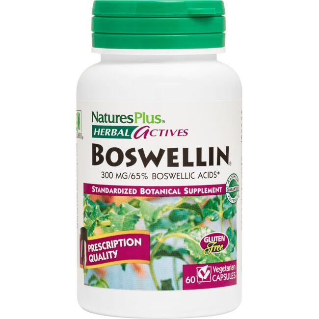 Nature's PlusHerbal Actives Boswellin